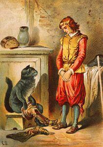 Audiolibro: El gato con botas