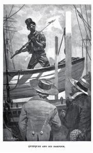Moby Dick - Ilustración