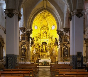 Imagen Interior convento de Santa Inés