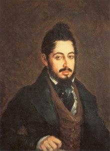 Mariano José de Larra, retrato