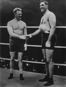Imagen: Boxeadores