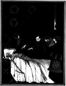 Ilustración antigua de -Clarke