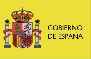 Logo: gobierno de España