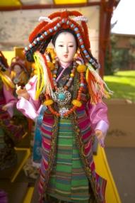 Escultura china : Emperatriz de China