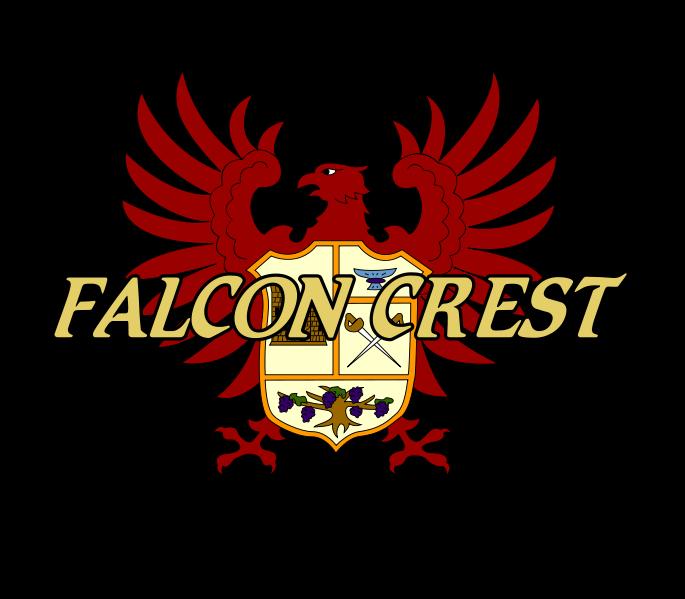 Imagen : Escudo de Falcon Crest