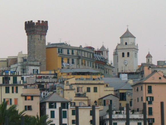 Génova - Cento histórico