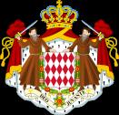Mónaco : Escudo