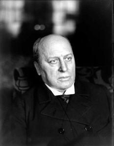 Henry James : Retrato