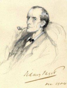 Sherlock Holmes, retrato