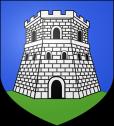 Blasón de Bastia (Francia)