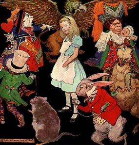 Alice In Wonderland - Audiobook