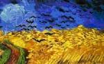 Imagen que acompaña al poema : Cuadro de Van Gogh