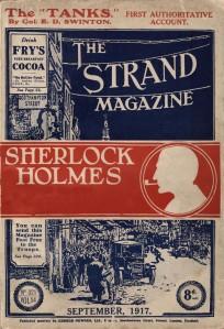 Portal del The Strand Magazine 1917, Septiembre