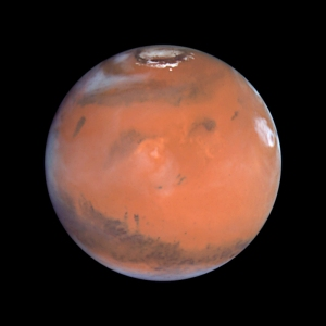 Mars and Elysium