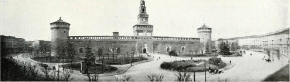 Milano - Castello