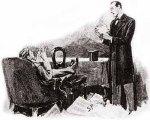 Arthur Conan Doyle : El aristócrata solterón (S. Holmes)