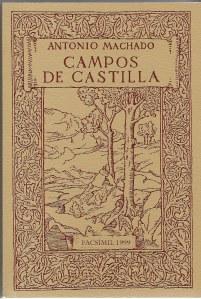 Portada del libro Campos de Castilla