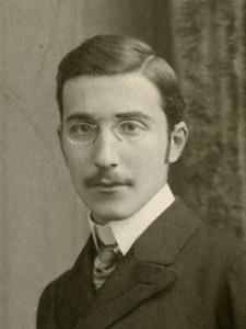 Stefan Zweig en 1900