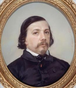 Théophile Gautier, retrato