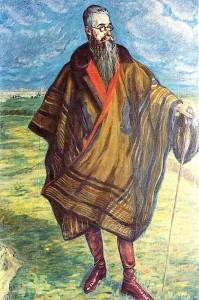 Ramón del Valle-Inclán, cuadro