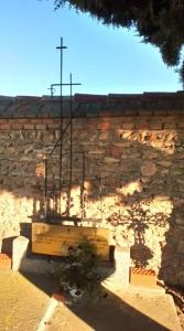 Fotogragfía: Crucifixión de las sombras