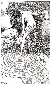 Ilustración del Diario de Eva