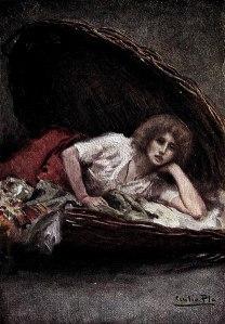 Marianela - Pintura de Cecilia Pla (Wikipedia)