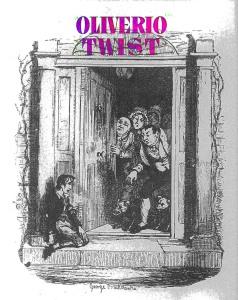 Oliver Twist, audiolibro